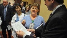 Nurses on the front lines of care and health policy
