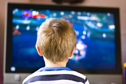 Tune out the idea of a TV in your child's bedroom