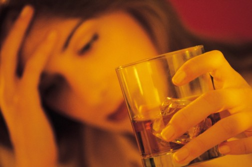 Binge drinking a risk factor for young women