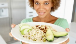 Are you getting your 'plate in shape'?