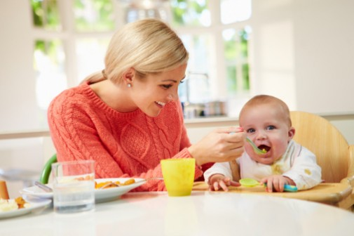 Are moms starting infants too early on solid foods?