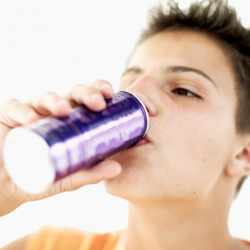 Doctors call for limits on caffeine in energy drinks