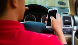 New study dubs Americans worst at texting and driving