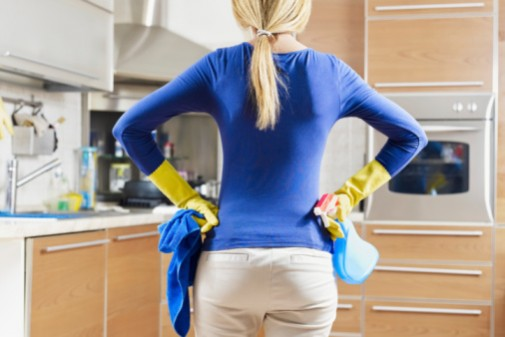 How germ-free is your kitchen?