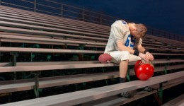 College athletes more depressed, study says