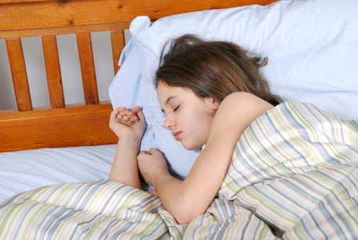 More sleep makes for healthier teens