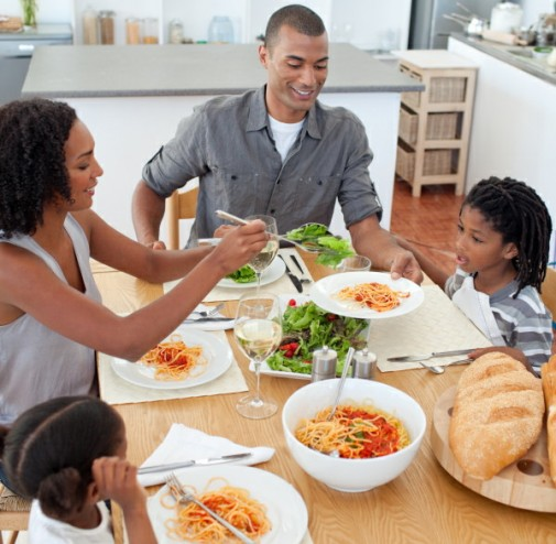 "Can the ""Clean Plate"" rule be good for your kid's health?"