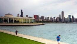 Chicago ranks 27th among most fit cities