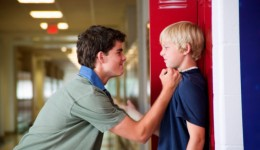 Teen bullies more likely to become adult criminals, study says