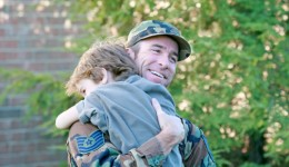 Military family kids face increased mental health risks