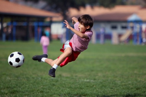 Kids' second concussions may require longer recovery