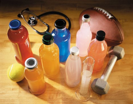 6 things you should know about sports drinks
