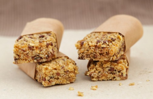 Nutrition bar vs. candy bar: Not much difference