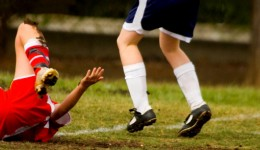 Overuse injuries increasingly common among young athletes