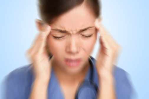What turns acute migraines into a chronic problem?