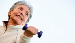 Regular exercise can keep seniors from falling
