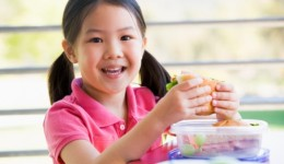 Healthy school lunches kids will actually eat