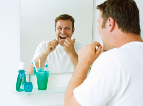 How flossing helps your heart