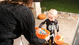 Gluten-free trick-or-treating