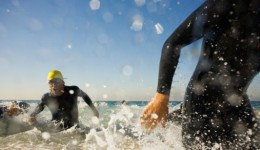 Why triathletes are stronger than you