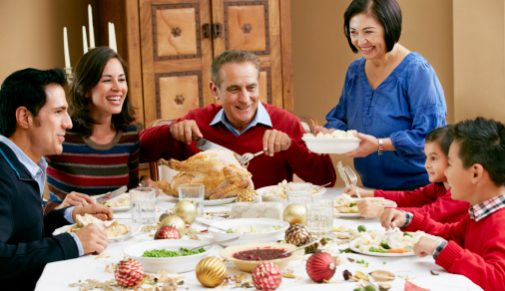 Your guide to surviving the holiday eating frenzy