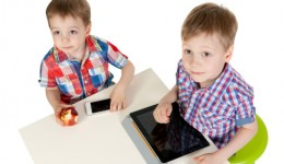 Are kids too addicted to mobile devices?