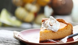 Pumpkin Pie Makeover