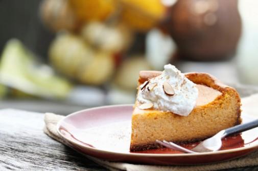Pumpkin Pie Makeover