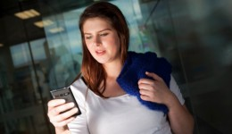 Texting helping diabetic patients