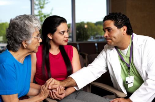 Hispanic women and breast cancer
