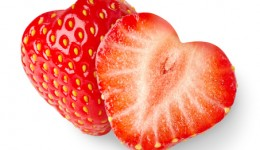 Heart-shaped foods keep your ticker happy