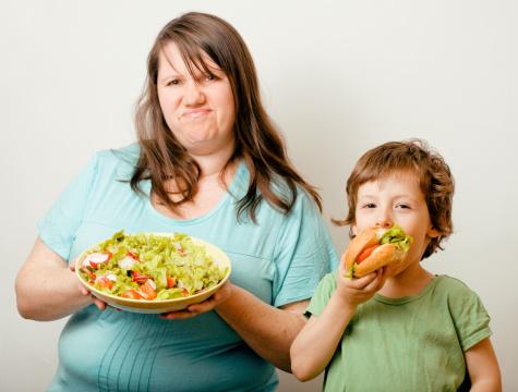 3 risk factors for childhood obesity