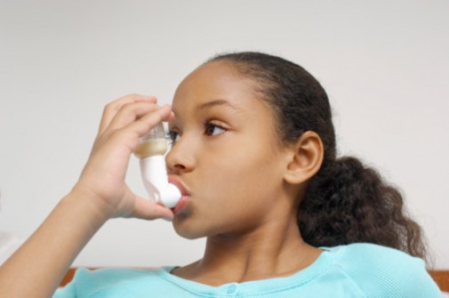 Dangers of second-hand smoke for asthmatic kids