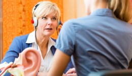 Hearing loss linked to weight