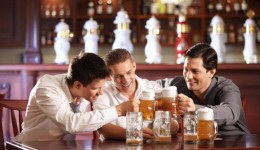 Memory loss linked to alcohol consumption