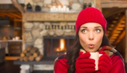 The upside to the arctic blast: Weight loss