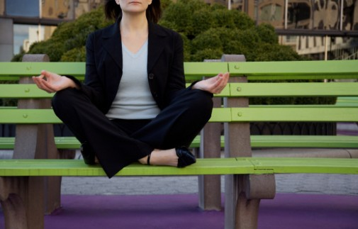 Stressed? Meditation may help