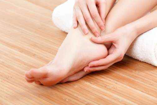 Proper wound care keeps diabetics' feet healthy