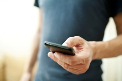 Smartphone device can monitor your vitals