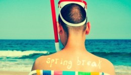 Safety tips for spring breakers