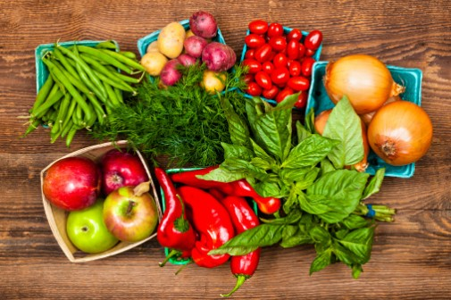 When it comes to fruits and vegetables, volume matters