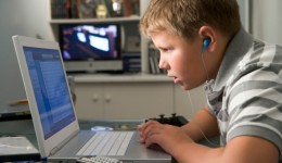 Is screen time affecting boys' bones?