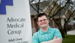 Should health screenings differ for adults with Down syndrome?