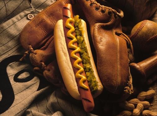 Ballpark food working against kids' health
