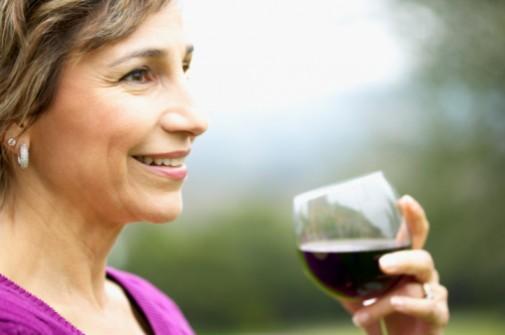 Red wine preventing cavities?