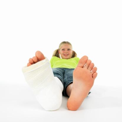 Why kids bounce back quicker after a broken bone