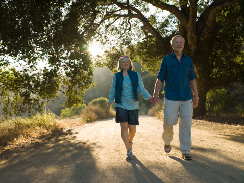 Can 6,000 steps a day keep knee pain away?