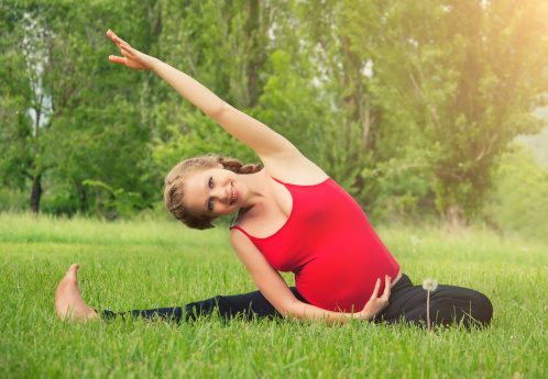 How exercise during pregnancy can deter diabetes