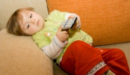 Kids' screen time linked to health risks later in life