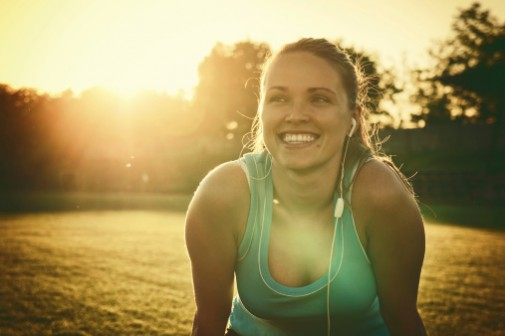 How exercise can build your confidence